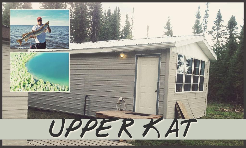 Upper Kat Lake & Camp