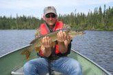 Catching Walleye