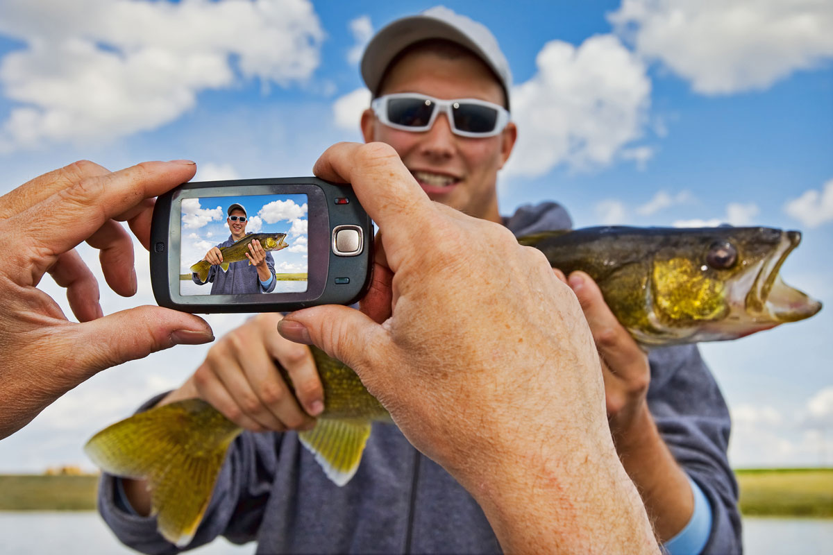 Capturing the Catch
