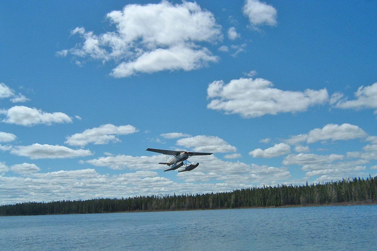 Float Plan Take Off