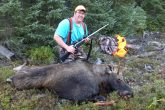 Moose Hunting Success