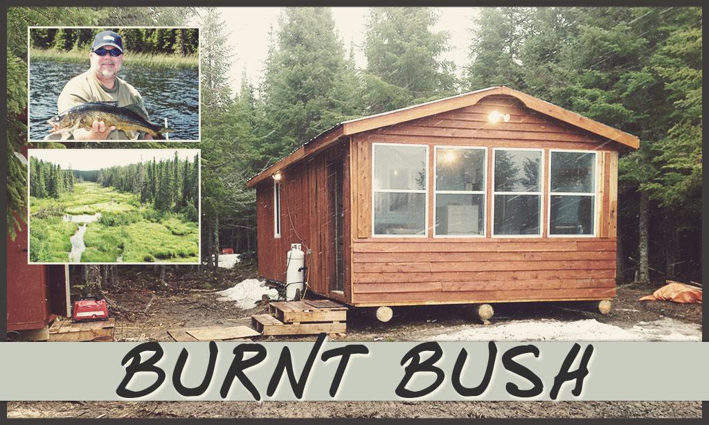 Burnt Bush Lake & Camp