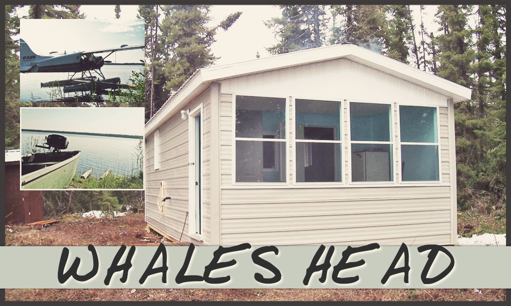 Whales Head Lake & Camp